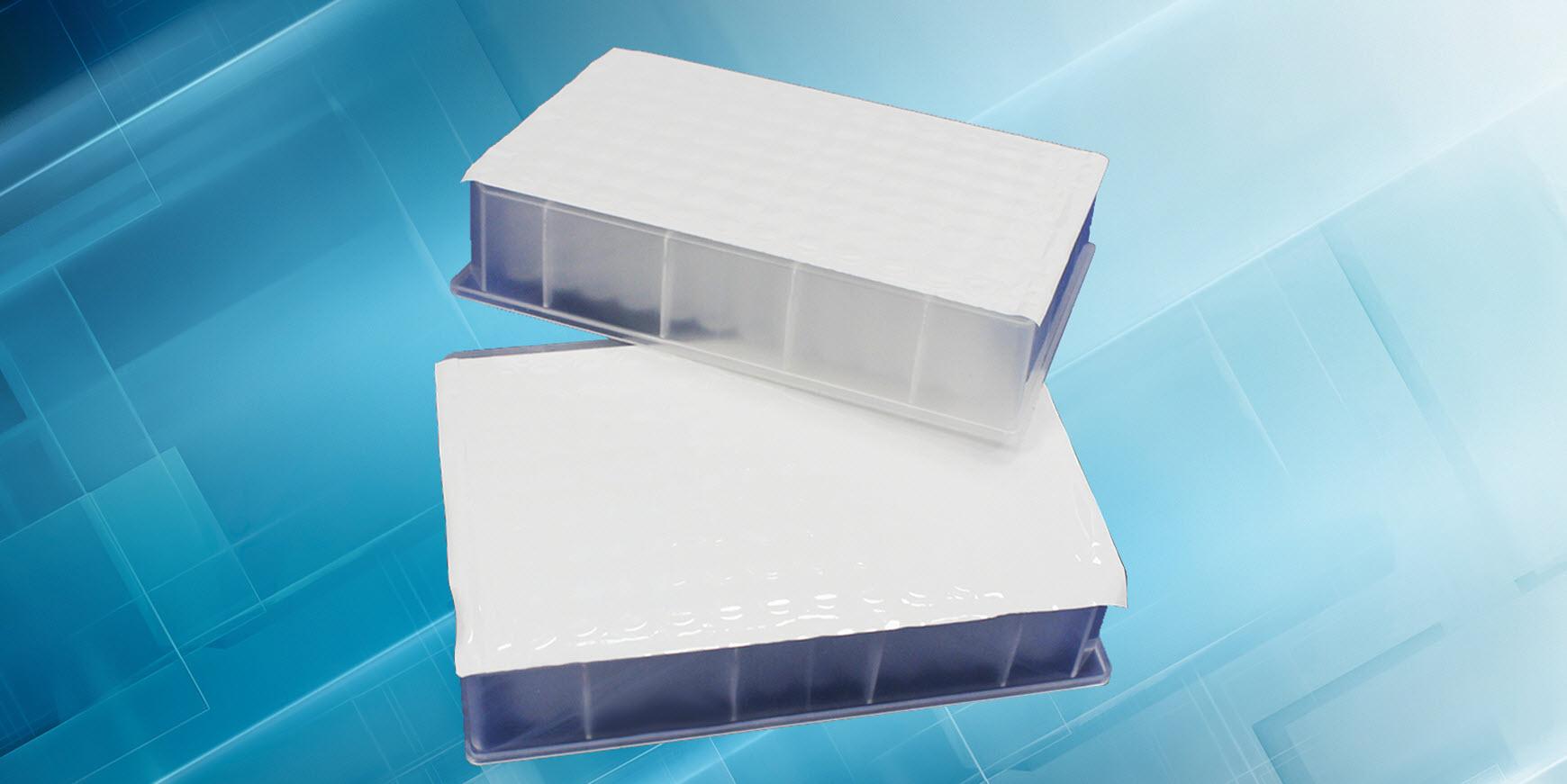 An Extensive Range of High Integrity Microplate Heat Sealing Films