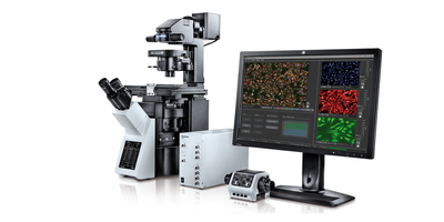 Olympus Releases scanR High-Content Screening Station v. 3.2