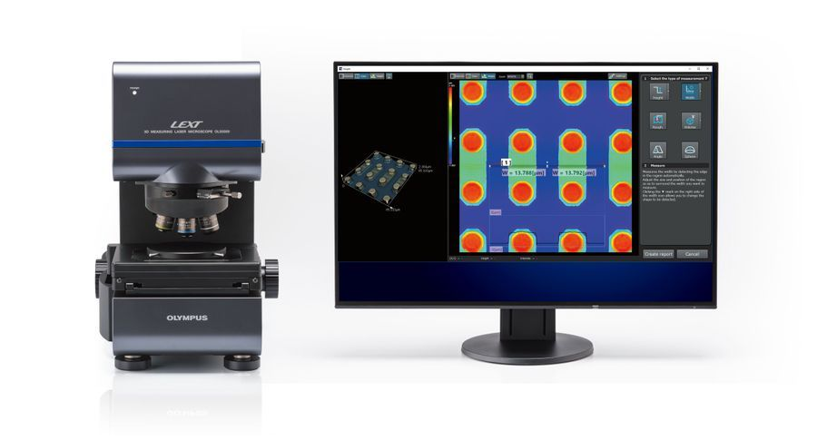 Take Fast, Nondestructive 3D Measurements with Laser Confocal Microscopy