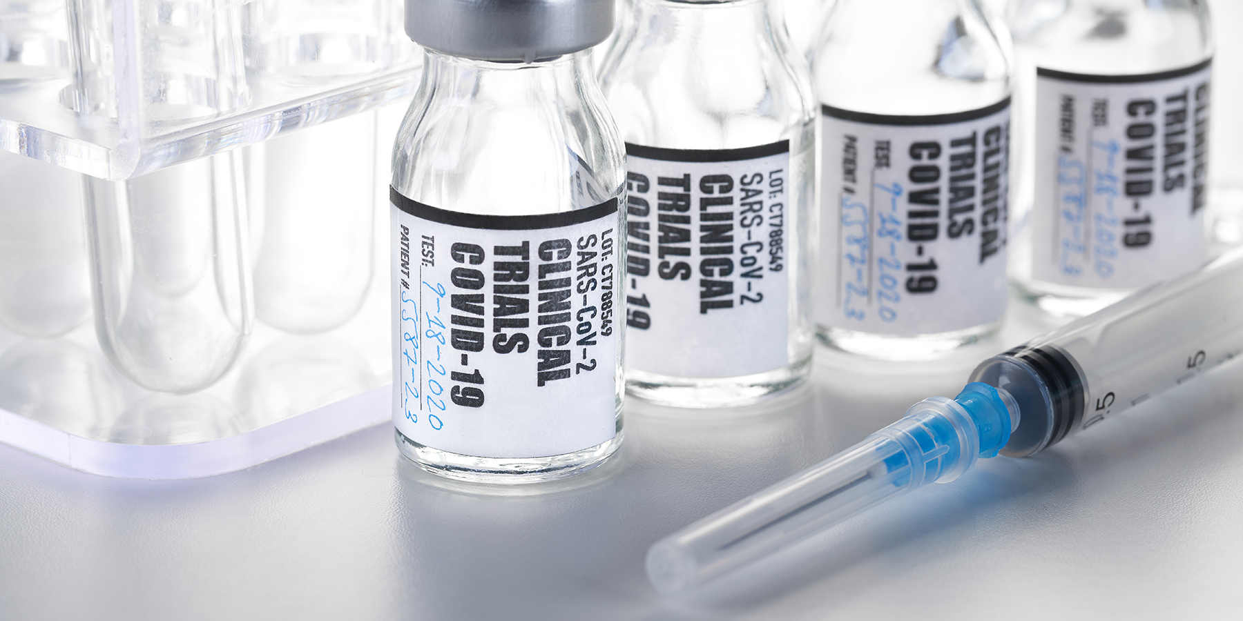 Phase 3 Clinical Trial of Possible COVID-19 Vaccine Begins