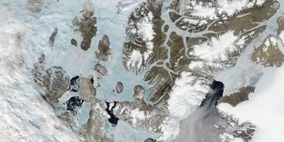 Increasing Arctic Freshwater Is Driven by Climate Change
