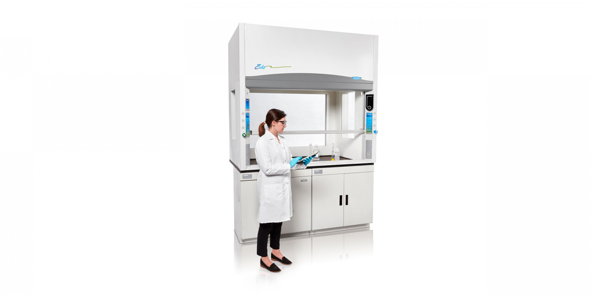 Labconco Protector® Echo™ and Airo™ Green Filtered Fume Hoods Enhance Safety, Efficiency