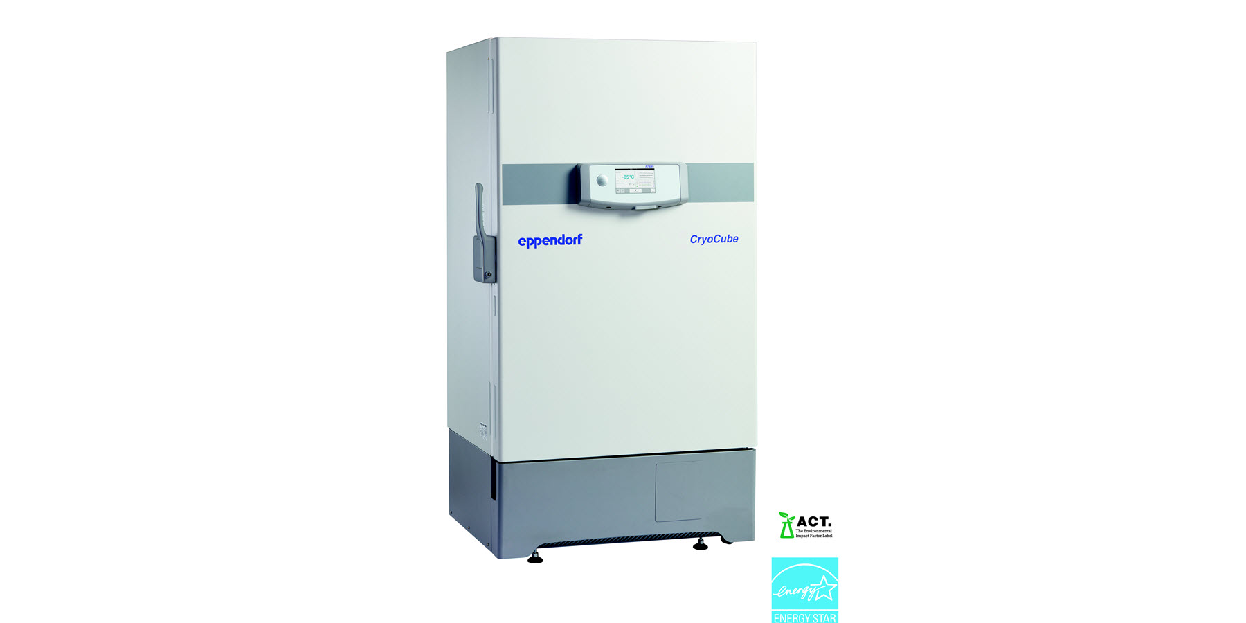 ACT Sustainability Certification for Eppendorf ULT Freezers