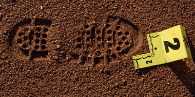 Recent Study Improves Shoe Print Forensics