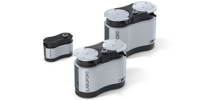 The Next Generation of LABOPORT Vacuum Pumps