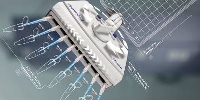 Eppendorf Launches Move It Adjustable Spacing Pipettes