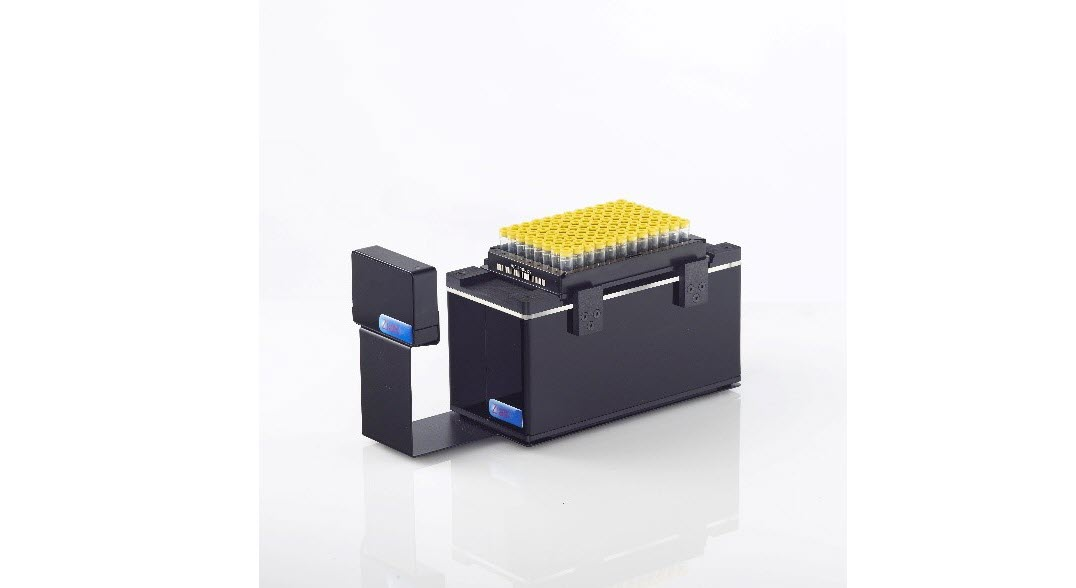 Barcoded Tube Rack Readers for Automation