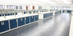 Durable Flooring for Life Science & Pharmaceutical Facilities