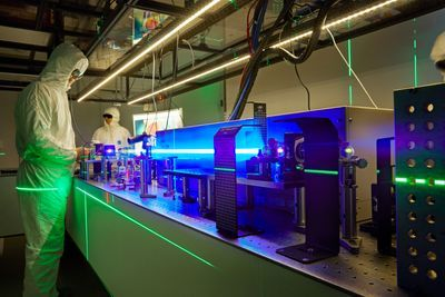 Let There Be Light: Designing Popmintchev LABS at UCSD
