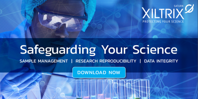 Safeguarding Sample Management, Reproducibility, and Data Integrity