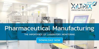 Challenges for Life Science Manufacturing: The Importance of Laboratory Monitoring