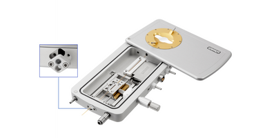 Diamond-Shaped Capillary Holder Insert Adds Flexibility to Linkam CAP500 Stage