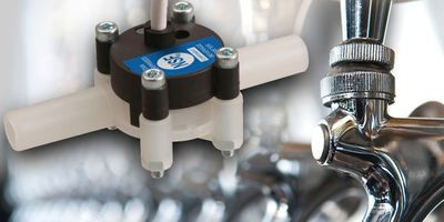 Precise Flow Measurement for the Food and Beverage Sector