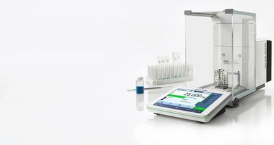 METTLER XPR Analytical Balances