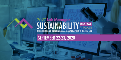 Lab Manager Sustainability Digital Summit
