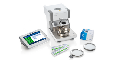 HX204 Halogen Moisture Analyzer