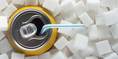 Heavy Consumption of Sugary Beverages Declined in the US from 2003 to 2016