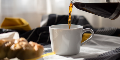 Drink Coffee after Breakfast, Not before, for Better Metabolic Control