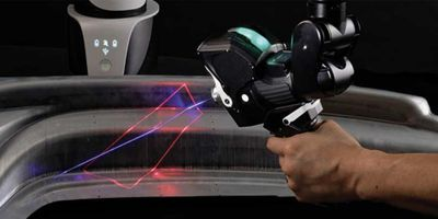 Exact Metrology Offers RS6 Laser Scanner