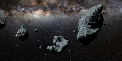 Scientists Peer inside an Asteroid