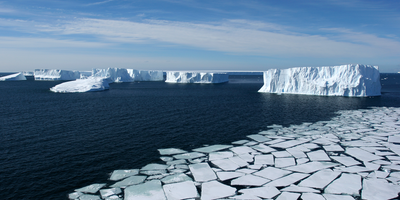 Ice Loss Likely to Continue in Antarctica