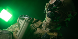 Algae-Inspired Polymers Light the Way for Enhanced Night Vision