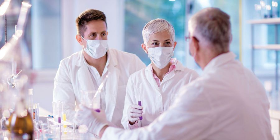 Running Successful Lab Meetings during a Pandemic