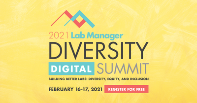 Lab Manager Diversity Digital Summit