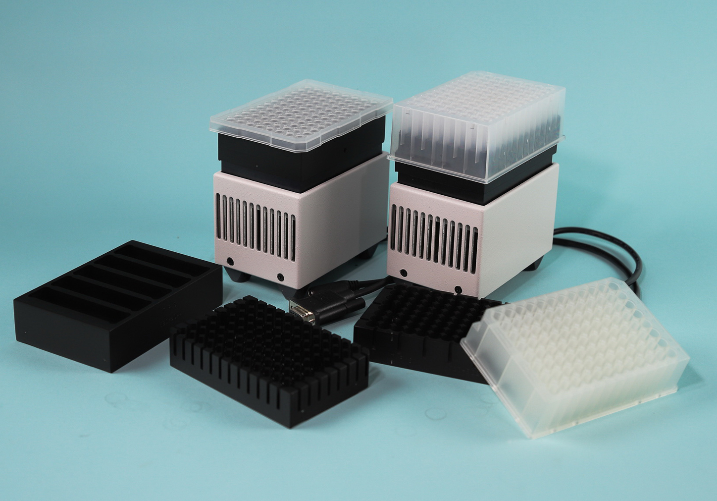 New Compact Chilling/Heating Dry Bath for Robotic Systems
