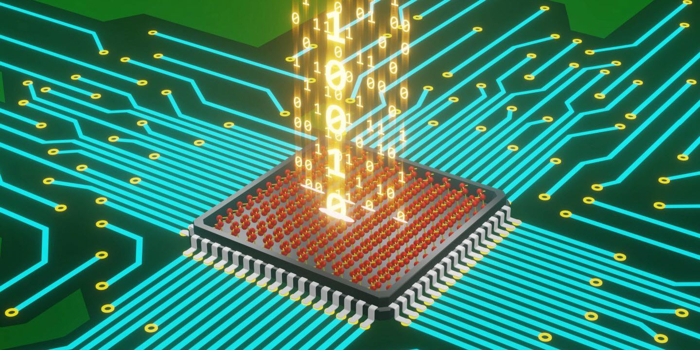 New Electronic Chip Delivers Smarter, Light-Powered AI