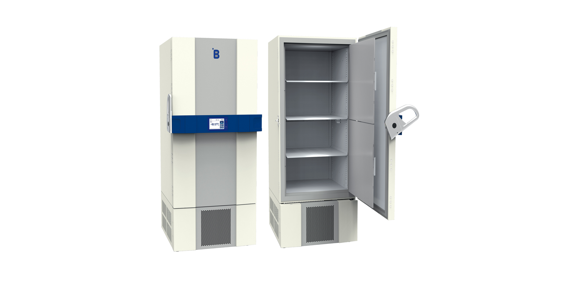 Safely and Reliably Store Tissues and Samples at Temperatures as Low as -86°C