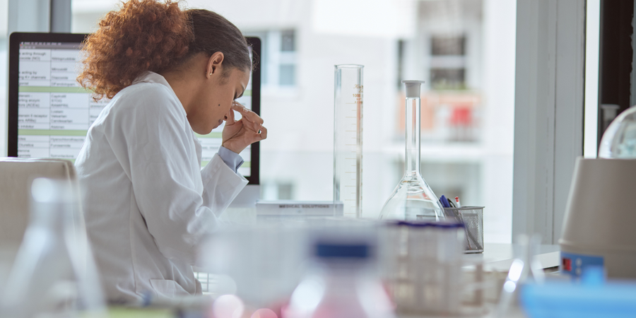 Finding Balance in and Out of the Lab, during a Pandemic
