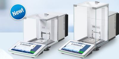METTLER TOLEDO Launches New XPR Excellence Line of Lab Balances