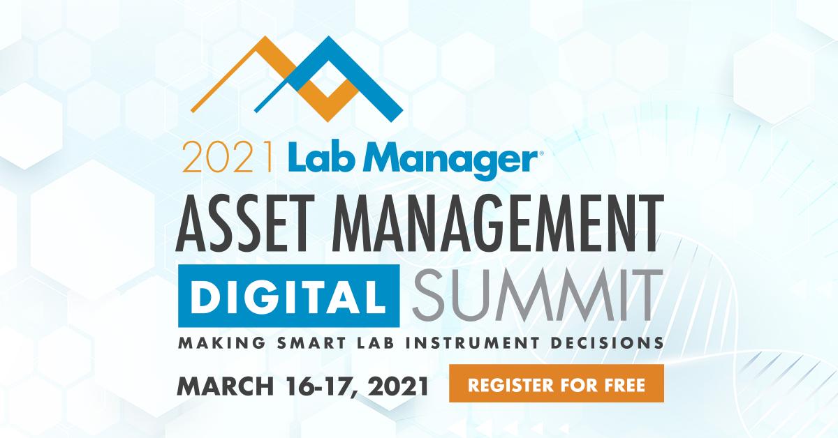 Lab Manager Asset Management Digital Summit