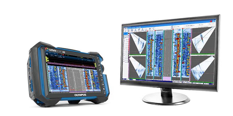 Advanced Analysis Software Maximizes OmniScan Users' Weld Analysis Capabilities