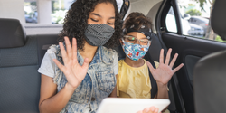 How Airflow in a Car May Affect COVID-19 Transmission Risk