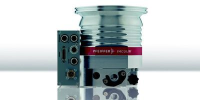 Pfeiffer Vacuum Presents New Turbopumps—HiPace 350 and HiPace 450