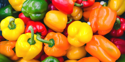 Research Reveals What Makes Bell Peppers Turn Red