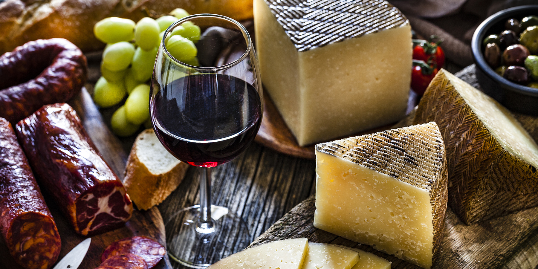 Could Foods Such as Cheese and Wine Reduce Cognitive Decline?