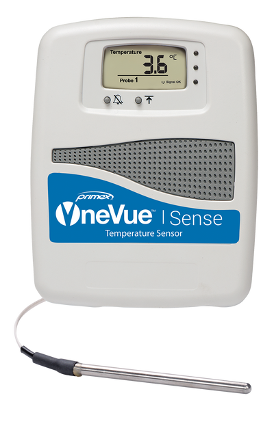 Primex Offers COVID-19 Vaccine Storage Temperature Monitoring Solutions