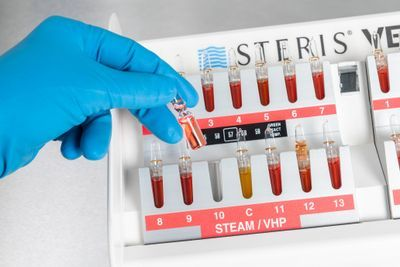 Steris Launches New Biological Indicator