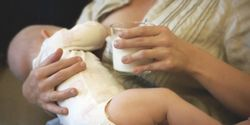 Drinking Milk While Breastfeeding May Reduce Child's Food Allergy Risk