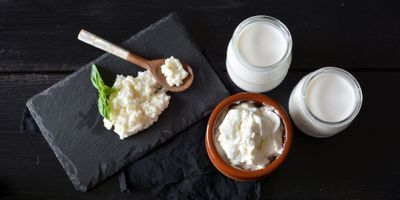 Microbial Teamwork Is the Key to Great Kefir, Research Finds
