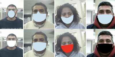Software Shows Improvement in Recognizing Masked Faces