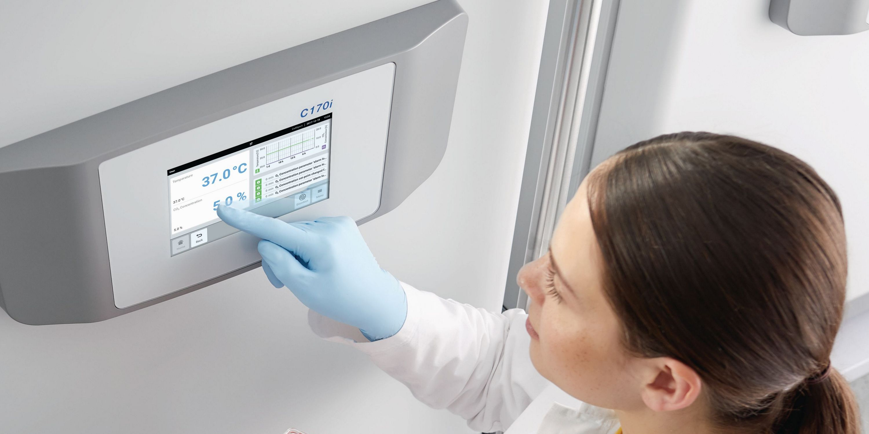 Cut Costs and Deliver Results - CellXpert® CO2 Incubators