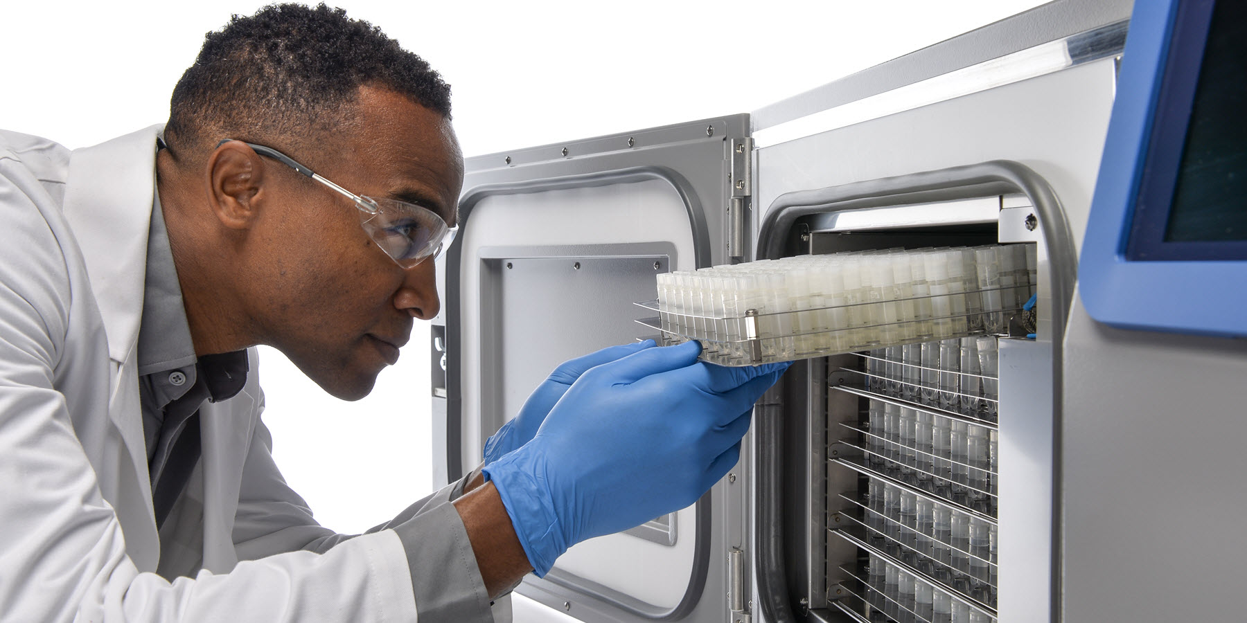 New Controlled-Rate Freezers Provide Optimal Sample Protection and Support GMP and 21 CFR Part 11 Requirements