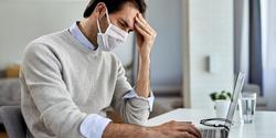 PTSD Linked to Pandemic Panic