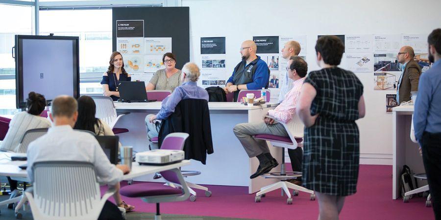 Prioritizing Staff Input in the Lab Design Process