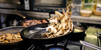 Study Shows How Adding Mushrooms Makes Meals More Nutritious