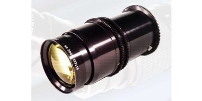 Extended Range Non-Browning Zoom Lens